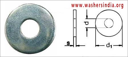 DIN 9021flat washers manufacturers in india