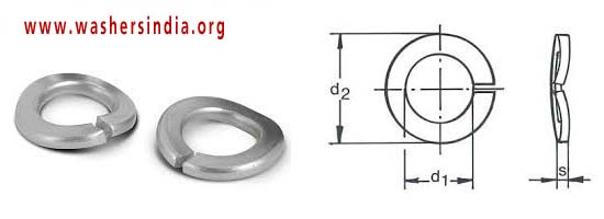 DIN 128 spring lock washers manufacturers in india