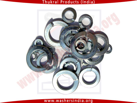 Spring Washers - Spring Lock Washers manufacturers in india punjab ludhiana
