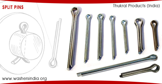 split pins cotter pins steel split cotter pin din 94 cotter pins manufacturers suppliers exporters in india punjab ludhiana